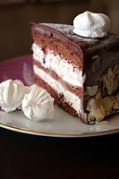 Dondurmalı Yaş Pasta