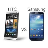 Htc Galaxy S4'e 'salladı'