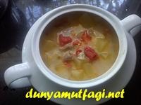 Vitamin Deposu Kabak Boranisi