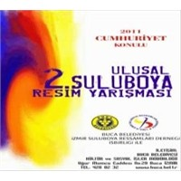 2. Ulusal Suluboya Tekniği Resim Yarışması 2011