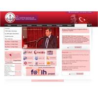 Meb'de Artık Tek Tip Web Sitesi