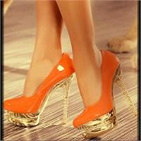 Topuklu Ayakkabı = Zerafet