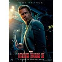 İron Man 3 Karakter Posterleri