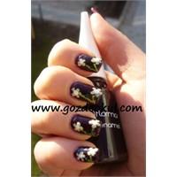 Dotting Tools İle Çiçekler