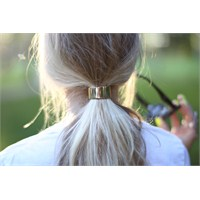 Gold Hair Rings - Saçlarda Yeni Trend