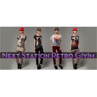 Next Station Retro Giyim