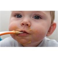 Bebeğe Verilen Ek Gıdalar
