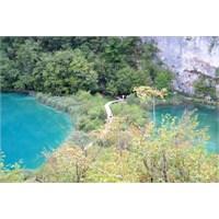 Doğal Cennet Plitvice Gölleri
