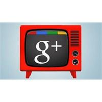 Google Plus - Youtube - Blogger Bağlantısı