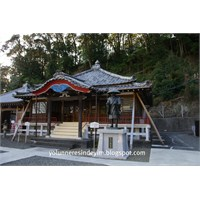 Kiganji Tapınağı Japonya