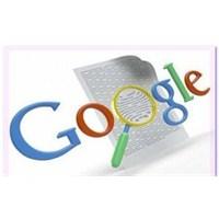 Google Dan Yeni Uyguluma!