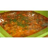 Bahçivan Çorbası