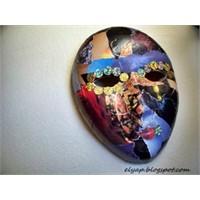 Seramik Mask Süsleme