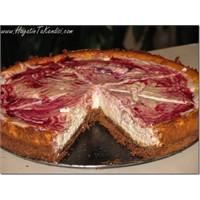 Böğürtlenli Cheesecake Sever Misiniz?