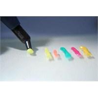 Dişçi Korkusuna Karşı Renkli Dolgu