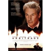İlk Afiş, İlk Fragman: Arbitrage