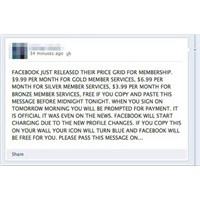 Bu Facebook Numarasına Kanmayın!