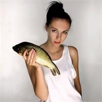 """""""Balık, Kadınların Kalbine İyi Geliyor"""""""