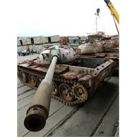Çin'in Tankları Da Sağlam Değil