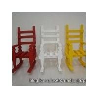 Tahta Mandallardan Sandalye Yapılışı