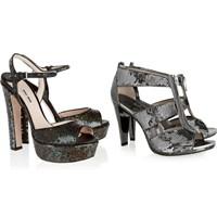 En Trend: Payetli Ayakkabılar