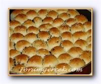 Ekmek Tarifi - Peynirli Petek Ekmek