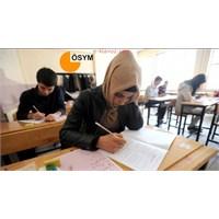 2014 Sınav Takvimi Ösym