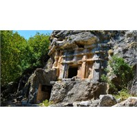 Likyalılardan Kültür Mirası, Pınara Antik Kenti