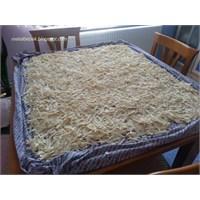Glutensiz Makarna / Çölyaklılar İçin Ev Makarnası