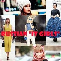 "Russian ""İt Girls"""