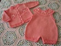 Bebek Hırka Tulum Ve Battaniye Örneği