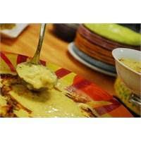 Mercimekli Mantı Çorbası