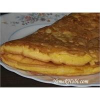 Kaşar Peynirli Kabarık Omlet Nasıl Yapılır