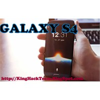 Lazer Kalvyeli Galaxy S4!