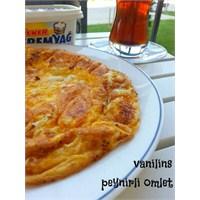 Peynirli Omletim..