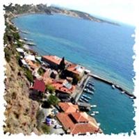 Tatıl Yerlerı - Assos / Behremkale