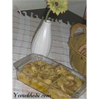 Kolay Közlenmiş Patlıcan Salatası