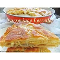 Patatesli Muhacir Böreği Tarifi