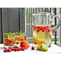 Tatlı Tatlı Su İçin, Meyveli Tarifler