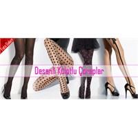 2013 Külotlu Çorap Modelleri