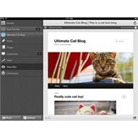 İos İçin Wordpress 3.1 Çıktı ( İphone & İpad )