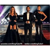 En Büyük Show - İvana Sert'in Siyah Kostümü