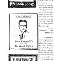 ' Vintage' Kitap Reklamları