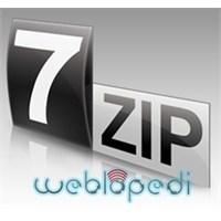 Winrar'a Alternatif 7-zip!