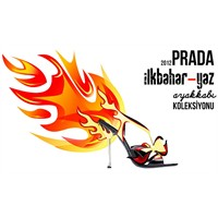 Prada 2012 İlkbahar / Yaz Ayakkabı Koleksiyonu
