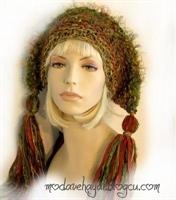 2009-2010 Sonbahar- Kış Örgü Şapka Modelleri