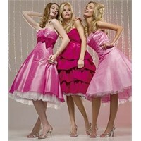 Pembe Renk Abiye Elbise Modelleri