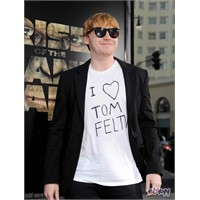 Rupert Grint Ve T-shirtleri