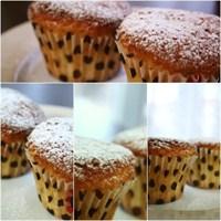 Balkabağı Dolgulu Portakallı Muffinler
