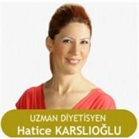 Uzman Diyetisyen Hatice Karslioğlu